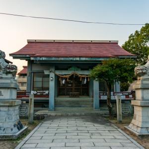 安芸津彦神社(広島市安佐南区祇園)
