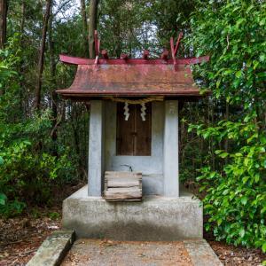 都麻津姫神社(和歌山市平尾)