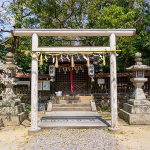 大屋都姫神社(和歌山市宇田森)