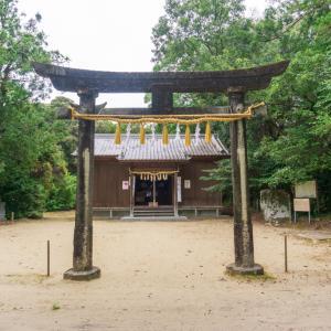 加茂神社(黒潮町入野)