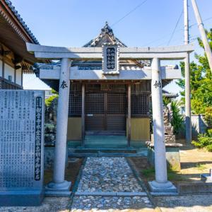 八幡総社両神社(徳島市国府町観音寺字石田)