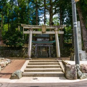 荒島神社(大野市佐開字下宅地)