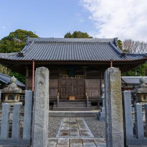 幡頭神社(西尾市吉良町宮崎宮前)