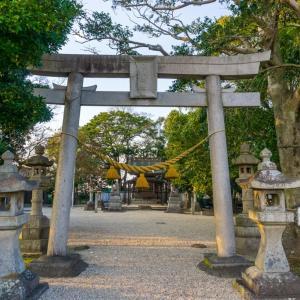酒人神社(岡崎市島坂町字木ノ元)