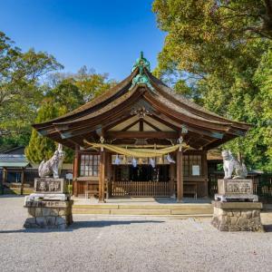 知立神社(知立市西町神田)