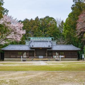 糟目春日神社(豊田市渡刈町北田)
