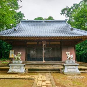 杉山神社(横浜市港北区新吉田町)