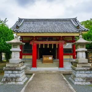 若雷神社(横浜市港北区新吉田町)
