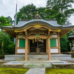 杉山神社(横浜市都筑区勝田町)