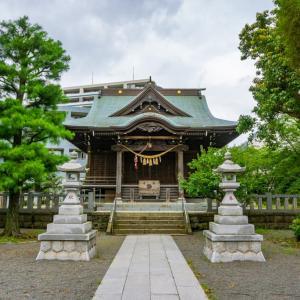 杉山神社(横浜市都筑区中川)