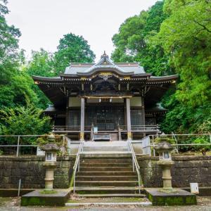 杉山神社(横浜市緑区西八朔町)