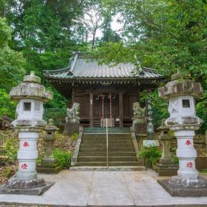 杉山神社(横浜市保土ケ谷区川島町字南原)
