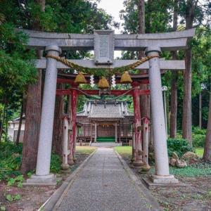 諸橋稲荷神社(穴水町字前波)