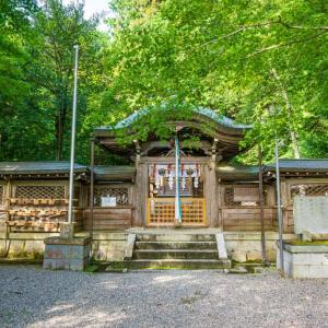 小椋神社(大津市仰木)