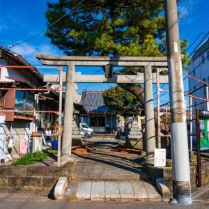 住吉神社(静岡市葵区一番町)
