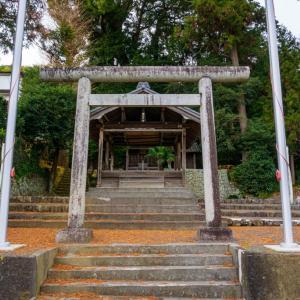神明宮(静岡市駿河区向敷地)