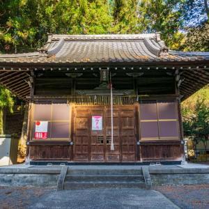 白澤神社(静岡市葵区牛妻)