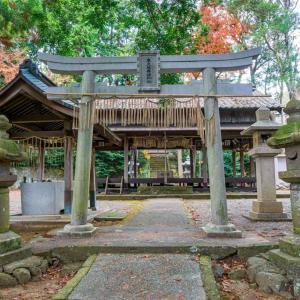 久佐奈岐神社(静岡市清水区山切)
