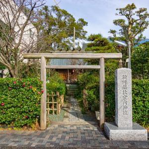 宮内神社(静岡市葵区浅間町)