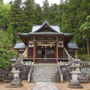 加茂若宮神社(飛騨市神岡町殿)