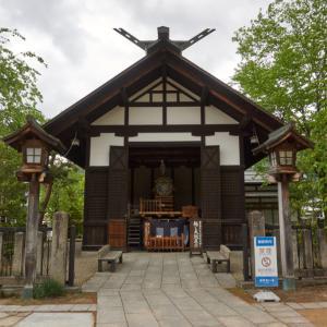 気多若宮神社御旅所(飛騨市古川町壱之町)