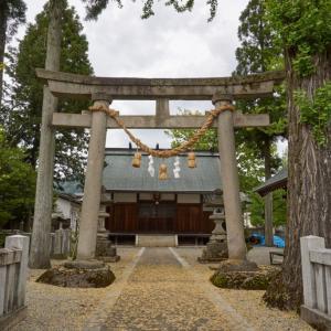 貴船神社(飛騨市古川町貴船町)
