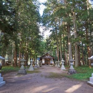 天満神社(高山市国府町村山)