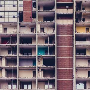 タワーマンションが廃墟化する未来に感じたこと