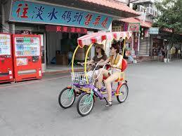 台北の郊外「八里バーリー」 (1)