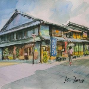 城下町(本町通り)2