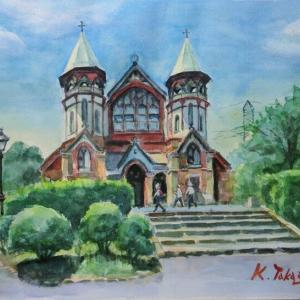 聖ヨハネ教会2(明治村)
