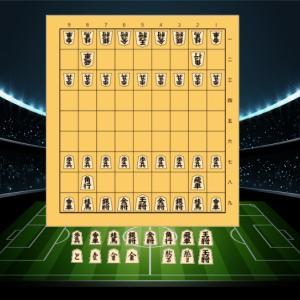 将棋とサッカーの共通点