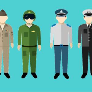 軍隊や警察の存在意義を知ってください