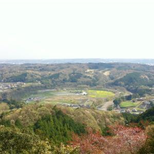 日和田山〜物見山    2013年4月11日  二つ登っても3時間。麓では桜と菜の花がお出迎え♪(日帰り登山)