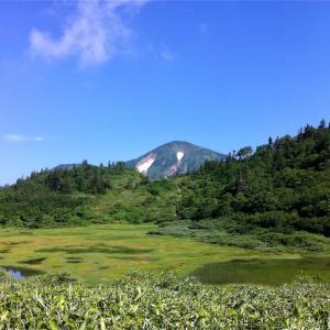 【火打山〜妙高山】2013年8月8日〜9日  二つとも荷物置いて往復。サブザックのご用意を!(テント泊登山)