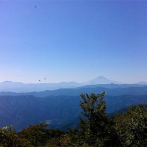 【大岳山】2013年9月19日  神社、キューピーからロックガーデンを巡る。(日帰り登山)