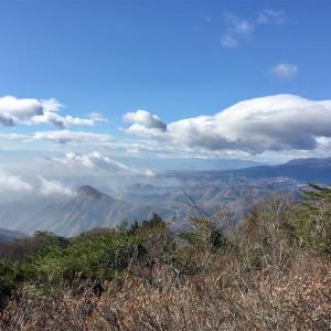 【鳴神山】2014年11月27日 1000m以下の標高でも満足の景色!(日帰り登山)