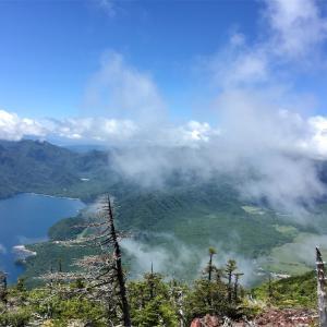 【男体山】2015年6月29日 キツい登りも荘厳な雰囲気と、雄大な景色に癒される!(日帰り登山)