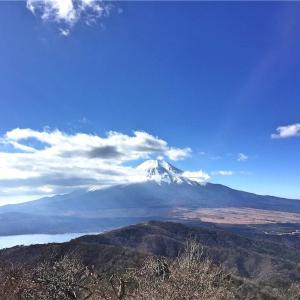 【石割山】2015年12月1日 短時間で富士の眺望が楽しめる、ラクちん良コース!《日帰り登山》