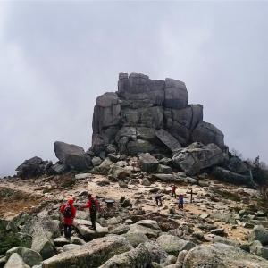 【金峰山】2016年10月13日 スタート地、標高2360m!大弛峠からの楽ちんピストン《日帰り登山》[2回目]