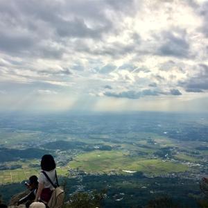 【筑波山】2016年10月23日 子供でも登れる? 御幸ヶ原コースを登ってみた。【日帰り登山》[2回目]
