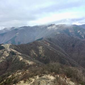 【塔ノ岳】ヤビツ峠から表尾根ピストン。いくつものピークを越え展望の頂きへ!《日帰り登山》[2回目]2016年11月30日