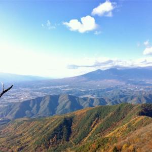 茅ヶ岳  2012年11月7日  日帰り登山