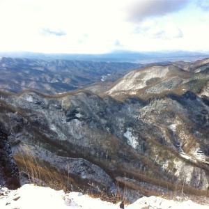 荒船山  2012年12月10日  日帰り登山