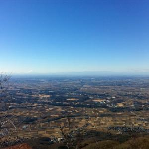 筑波山  2012年12月26日  日帰り登山