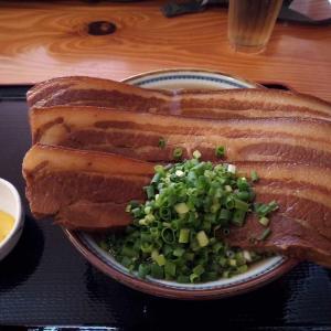 巨大な三枚肉沖縄そば お勧め店【田そば】に行こう!