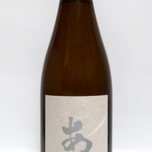 【新潟】 あべ 純米吟醸 シルバー おりがらみ 生酒 01BY