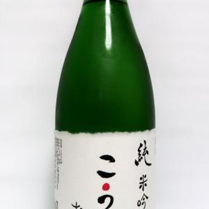 【福島】 花春 こうざし 純米吟醸 むろか生原酒 01BY