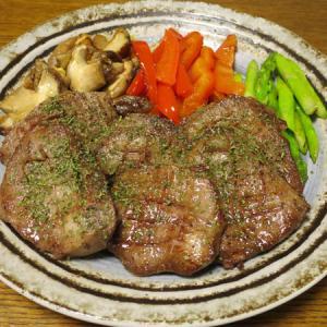 ◆厚切り牛タン焼き/イカ刺し/しらすおろし/野菜サラダ◆