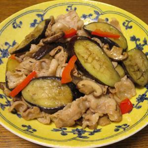 ◆黒豚バラ肉ナス炒め/イカ磯部揚げ/揚げ出し豆腐/野菜サラダ◆
